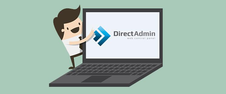 Prednosti nadzorne plošče DirectAdmin